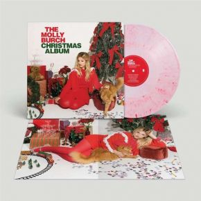 The Molly Burch Christmas Album - LP (Pink Vinyl) / Molly Burch / 2020