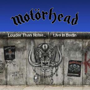 Louder Than Noise... Live In Berlin - CD+DVD / Motörhead / 2021