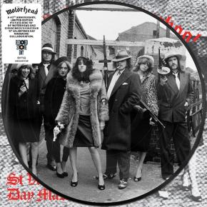 "St Valentine's Day Massacre (40th Anniversary Split EP) - 10"" Picture Disc (RSD 2021 Vinyl) / Motörhead | Girlschool / 1981/2021"