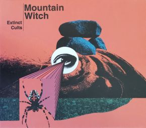 Extinct Cults - CD / Mountain Witch / 2020