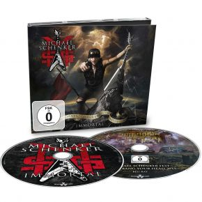 Immortal - CD+Blu-ray / MSG (Michael Schenker Group) / 2021