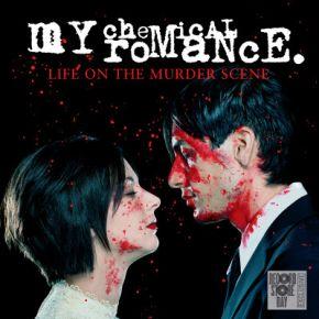 Life On The Murder Scene - LP (RSD BF 2020 Farvet vinyl) / My Chemical Romance / 2006 / 2020