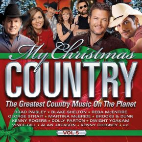 My Christmas Country Vol. 5 - CD / Various Artists / 2016