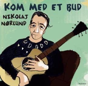 Kom Med Et Bud / Turisten - LP / Nikolaj Nørlund / 2019