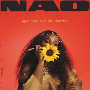 And Then Life Was Beautiful - LP (Farvet Vinyl) / Nao / 2021