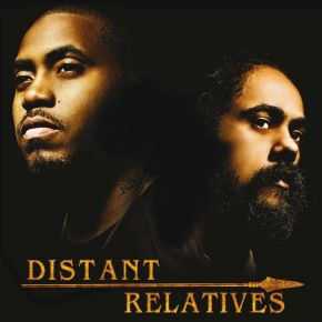 Distant Relatives - 2LP / Nas & Damian Marley / 2010