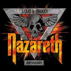 Loud & Proud! Anthology - 3CD / Nazareth / 2018