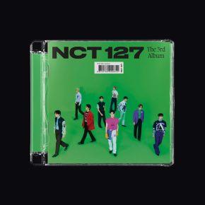 The 3rd Album 'sticker' - CD / NCT 127 / 2021