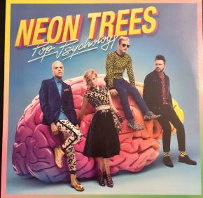 Pop Psychology - LP (Klar vinyl)  / Neon Trees / 2014 / 2019