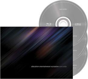Education Entertainment Recreation - 2CD+Blu-Ray / New Order / 2021