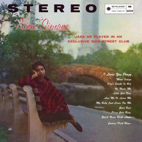 Little Girl Blue - LP (Blå Vinyl) / Nina Simone / 1959/2021