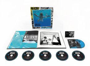 Nevermind (30th Anniversary Edition) - 5CD+Blu-Ray / Nirvana / 1991/2021