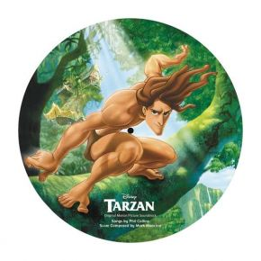 Tarzan (Picture disc) - LP / Soundtrack | Walt Disney / 1999 / 2019