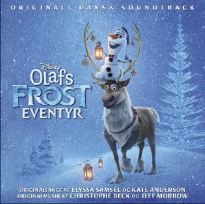 Olafs Frost Eventyr - CD / Soundtrack / 2017