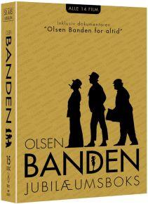Olsen Banden Box 50 Års Jubilæumsboks - 15DVD / Olsen Banden | Erik Balling / 2018