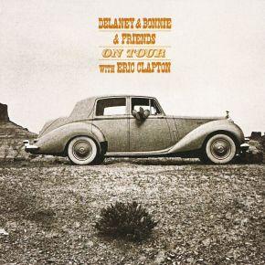 On Tour - LP (Speakers Corner) / Delaney & Bonnie & Friends With Eric Clapton / 1970 / 2020