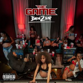 Born 2 Rap - 3LP (RSD 2020 Farvet Vinyl) / The Game / 2020