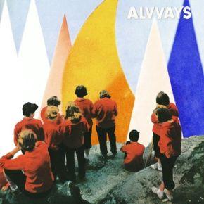 Antisocialities - LP (LRSD 2020 Farvet Vinyl) / Alvvays / 2017 / 2020