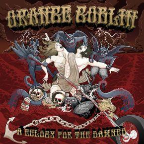 A Eulogy For The Damned - LP (RSD 2021 Orange vinyl) / Orange Goblin / 2012/2021