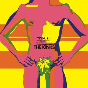 Percy - LP (RSD 2021 Picture disc) / The Kinks / 2021