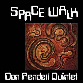 Space Walk - LP / Don Rendell Quintet  / 1972/2021