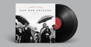 Our New Orleans 2005, A Benefit Album - 2LP  / Various Artists / 2005/2021