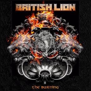 The Burning - 2LP / British Lion / 2019