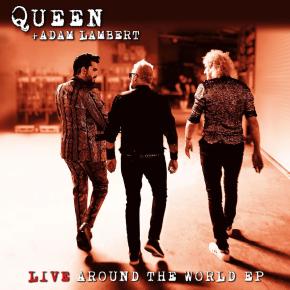 Live Around The World - LP (RSD 2021 Vinyl) / Queen + Adam Lambert / 2020/2021