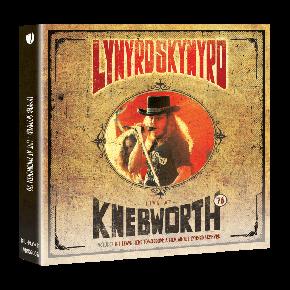 Live at Knebworth '76 - CD+BR / Lynyrd Skynyrd / 2021