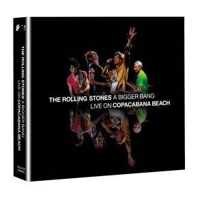 A Bigger Bang: Live On Copacabana Beach - 2CD+DVD / The Rolling Stones / 2007/2021