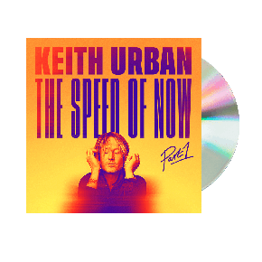 The Speed Of Now: Part 1 - CD / Keith Urban  / 2020