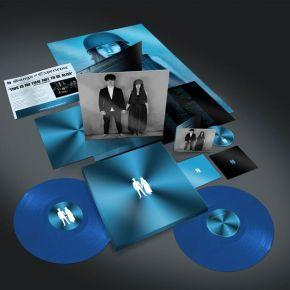 Songs of Experience - 2LP+CD (Deluxe Blå Vinyl Box Set) / U2 / 2017