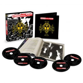 Operation: Mindcrime - 4CD+1DVD (Deluxe Boset Edition) / Queensryche / 1988/2021