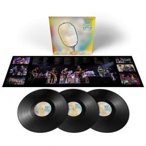 Layla Revisited: Live at Lockn' - 3LP (Deluxe Edition) / Tedeschi Trucks Band Featuring Trey Anastasio / 2021