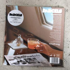 "Tieduprightnow / Tape - 7"" Single (RSD 2019 Vinyl) / Parcels / 2019"