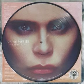 "The Zeitgeist EP (Picture Disc) - 12"" Vinyl (RSD 2019) / Paloma Faith / 2019"