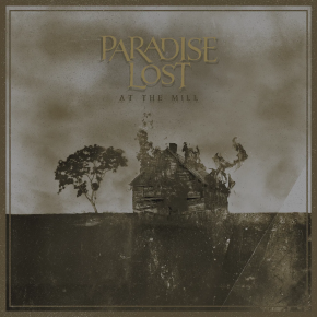 At The Mill - CD+Blu-Ray / Paradise Lost / 2021