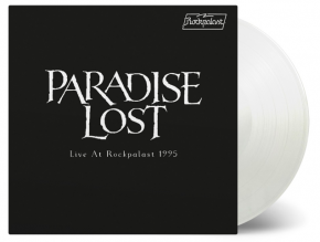 Live At Rockpalast - LP (RSD 2020 Hvid Vinyl) / Paradise Lost / 2020