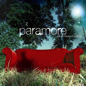 All We Know Is Falling - LP (Sølv Vinyl) / Paramore / 2005/2021
