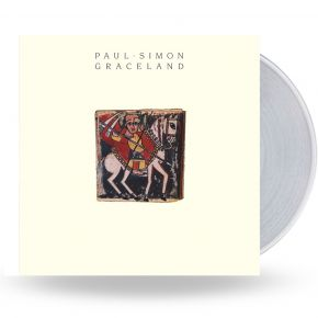 Graceland - LP (Klar Vinyl) / Paul Simon / 1986 / 2020