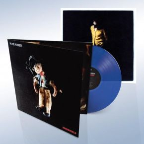 Humanworld - LP (Blå vinyl) / Peter Perrett / 2019