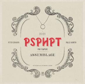 PSPHPT - CD / Peter Sommer / 2021