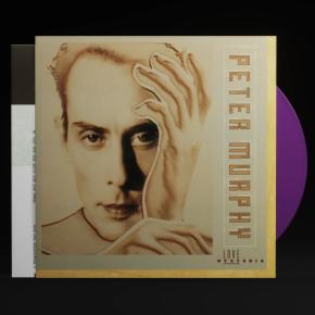 Love Hysteria - LP (Lilla Vinyl) / Peter Murphy / 1988/2021
