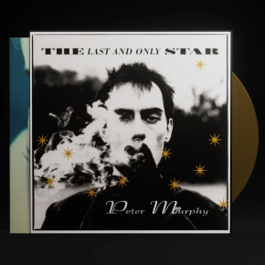 The Last And Only Star - LP (Guld Vinyl) / Peter Murphy / 2021