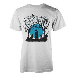 Ed Sheeran Woodland Gig T-Shirt / Ed Sheeran