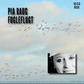 Fugleflugt (Pia Raugs samlede værker 1978-2009) - 10CD / Pia Raug / 2015