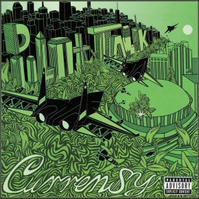 Pilot Talk - LP (RSD 2020 Farvet vinyl) / Curren$y / 2010 / 2020