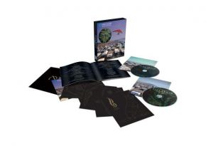 A Momentary Lapse Of Reason - CD+BD / Pink Floyd / 1987 / 2021
