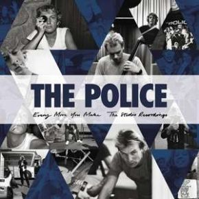 Every move you make - The Studio Recordings - 6CD (Bokssæt) / The Police / 2019