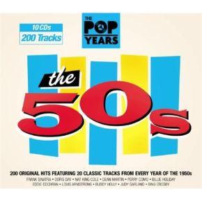 The 50's - 10CD (Boxset) / Various Artists / 2011